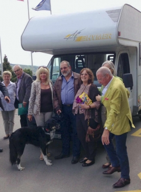 Abschied in Weiningen